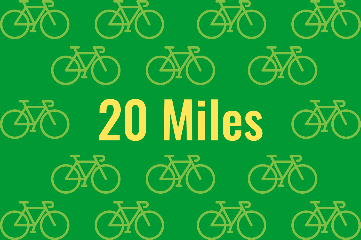 Permalink to:20 Miles